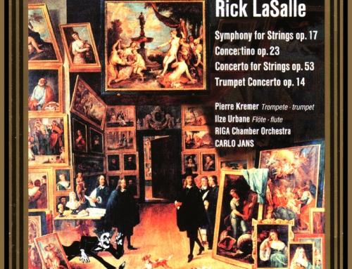 Rick LaSalle – Musik für Streichorchester
