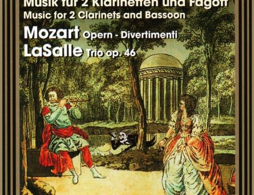 Wolfgang Amadeus Mozart | Rick LaSalle